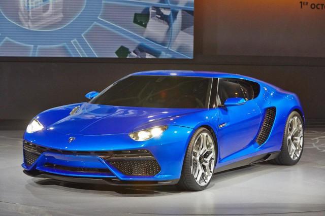 Новинка от Lamborghini