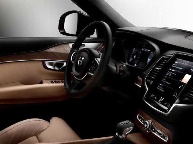 Volvo рассказала о технических особенностях гибридного XC90