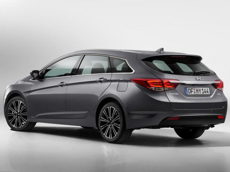 Hyundai презентовала обновленное i40-семейство
