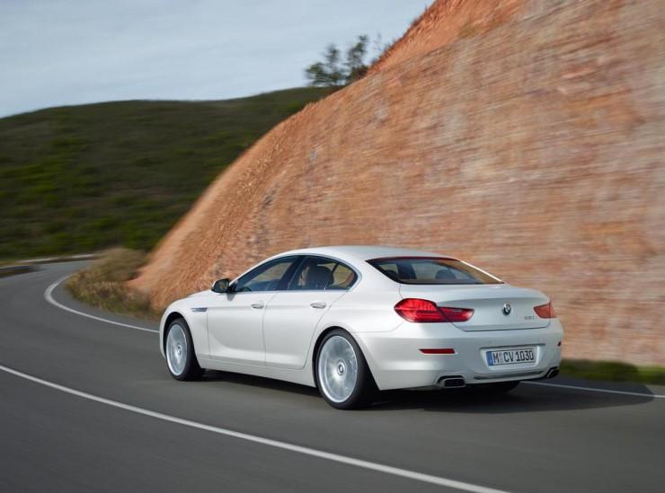BMW обновила линейку 6-Series