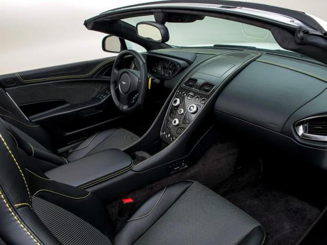 Aston Martin планирует выпустить сразу шесть новых суперкаров