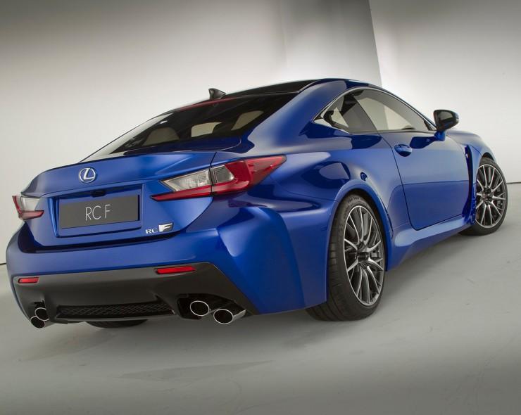 """Стоимость на спортивное купе Lexus """"перешагнула"""" за 4 млн."""