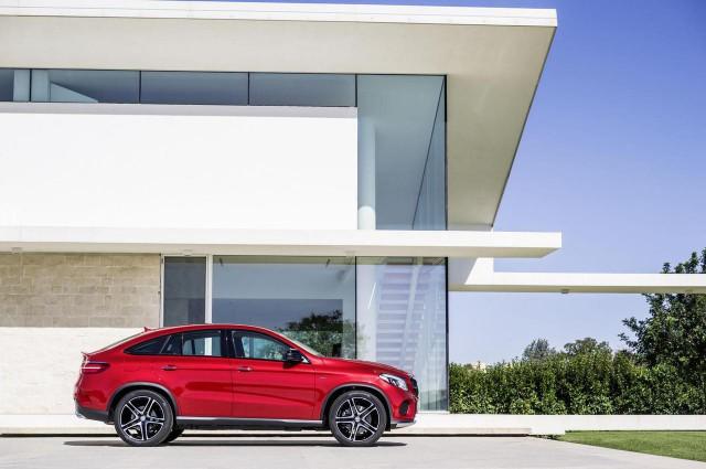Mercedes-Benz презентовал автомобиль, который способен конкурировать с BMW X6