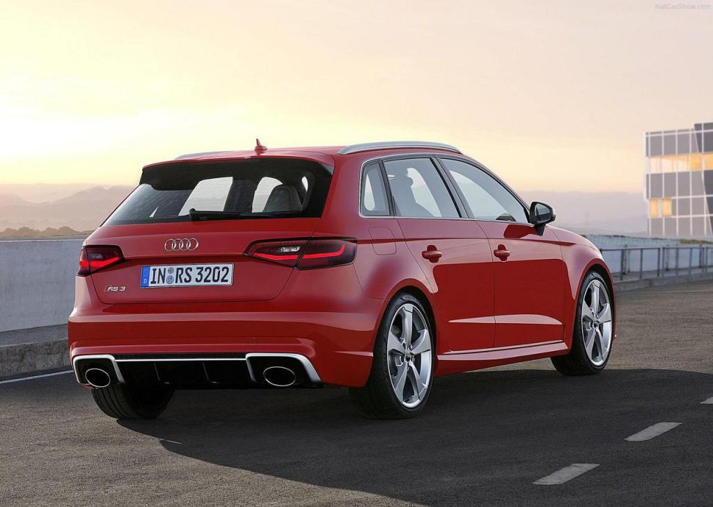 Новая пятидверная Audi побила рекорды по мощности