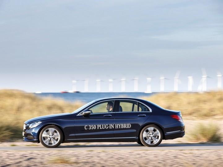 Mercedes C350 Plug-In Hybrid