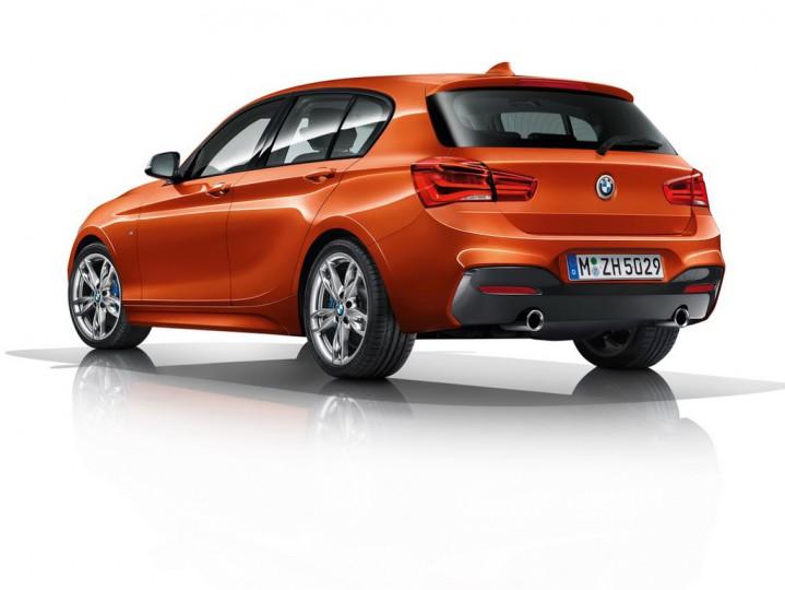 """Раскрыт дизайн новой """"горячей"""" BMW М135i"""