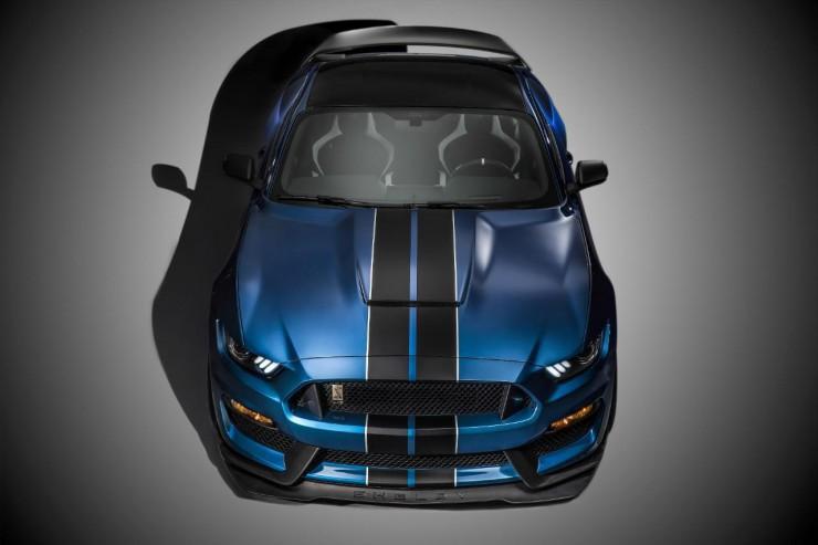 В Детройте представили экстремальный Ford Mustang