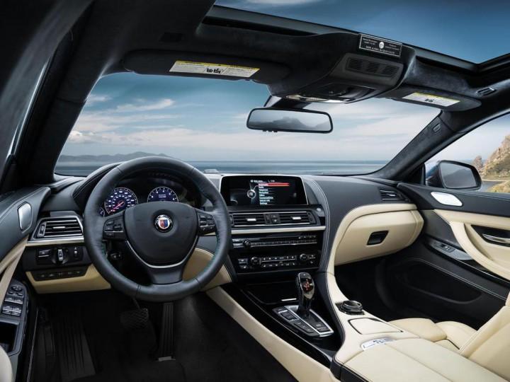 Alpina B6 xDrive Gran Coupe