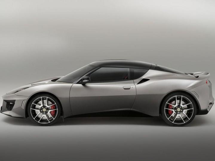 Lotus презентовал свой мощнейший спорткар