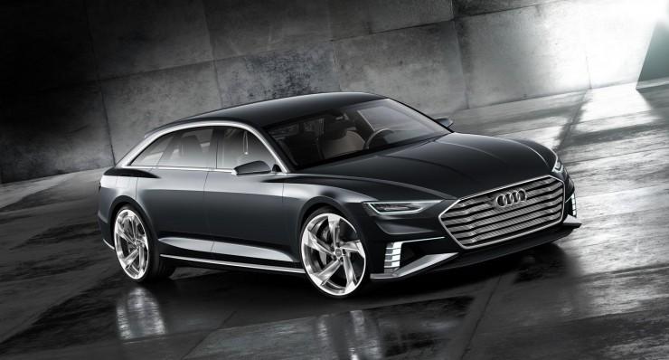 Новые подробности о концепткаре Audi Prologue