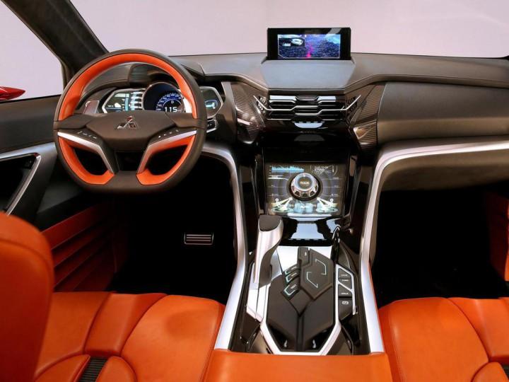 Mitsubishi доставит в Женеву новый концепт-кар