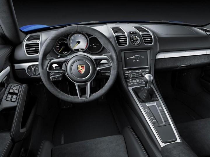 Состоялся дебют экстрим-кара Porsche Cayman