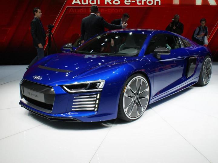 Сразу три новых модели от Audi
