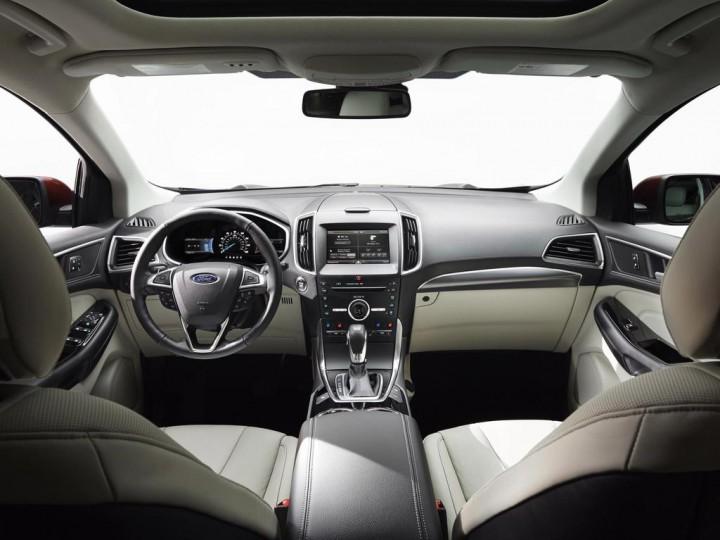 Конкурент BMW X3 от Ford