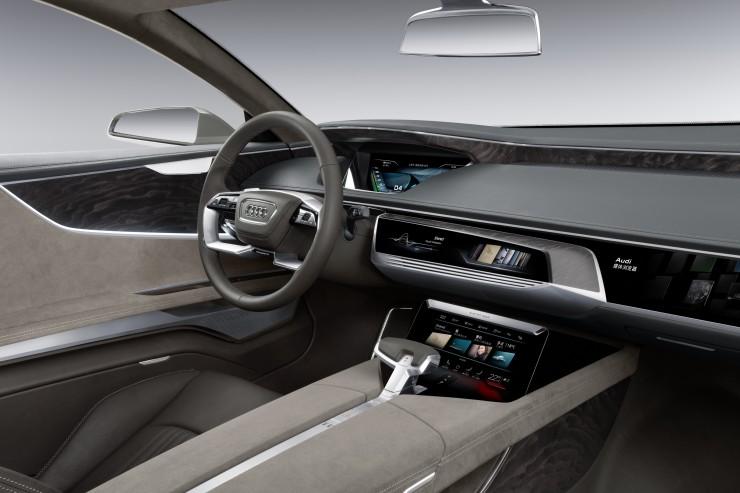 Audi Prologue Allroad 2015