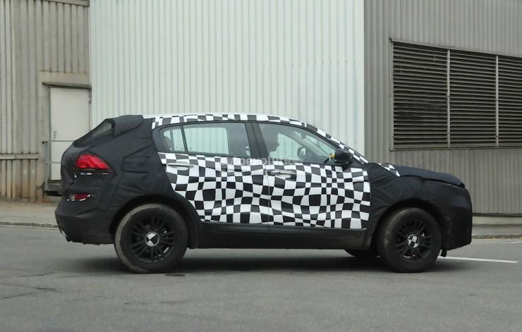 Qoros 2 SUV 2015