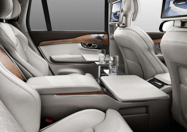 Volvo XC90 Excellence 2015