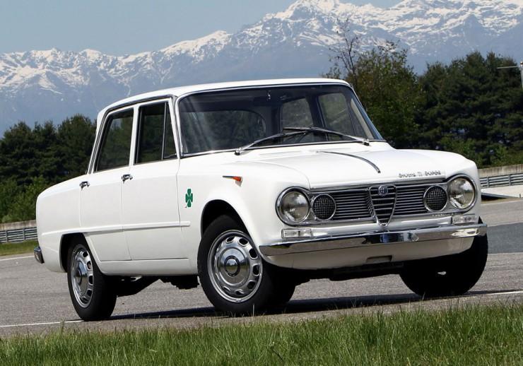 Alfa Romeo retro