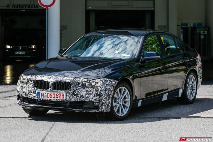 BMW 3 2015