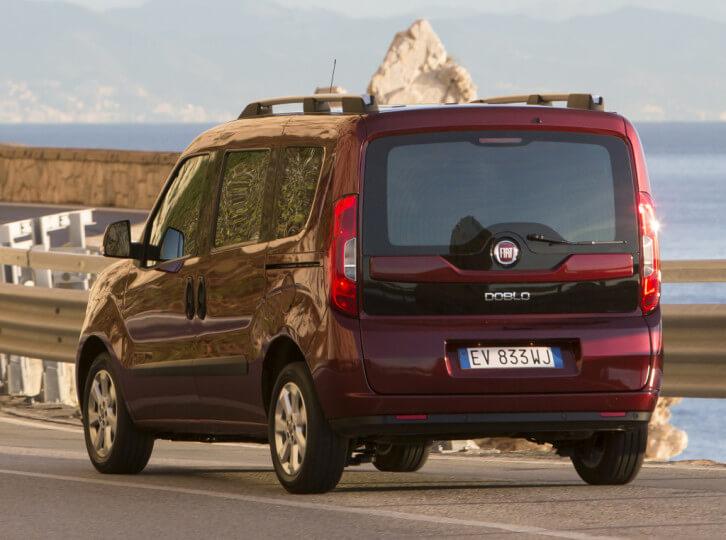 Fiat Doblo 2015