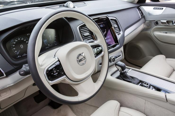 Руль Volvo XC90 2016