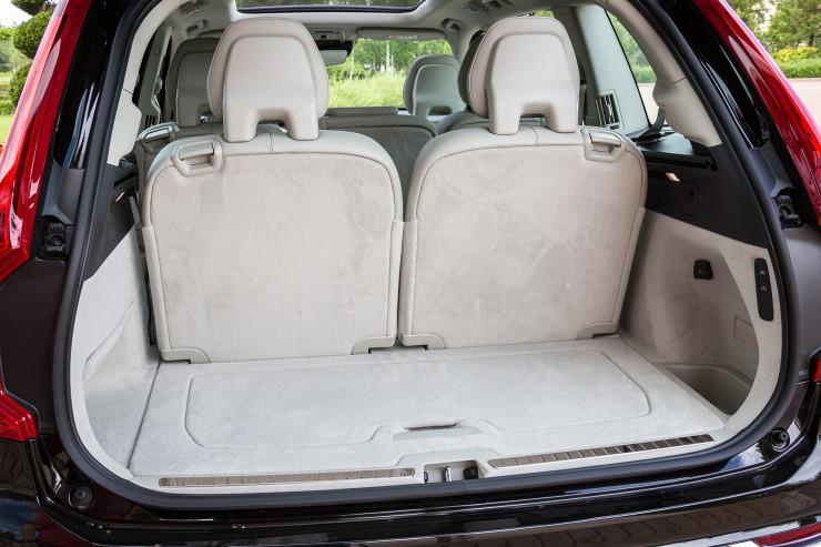 Багажник Volvo XC90 2016