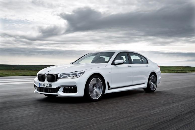 BMW 7 2016