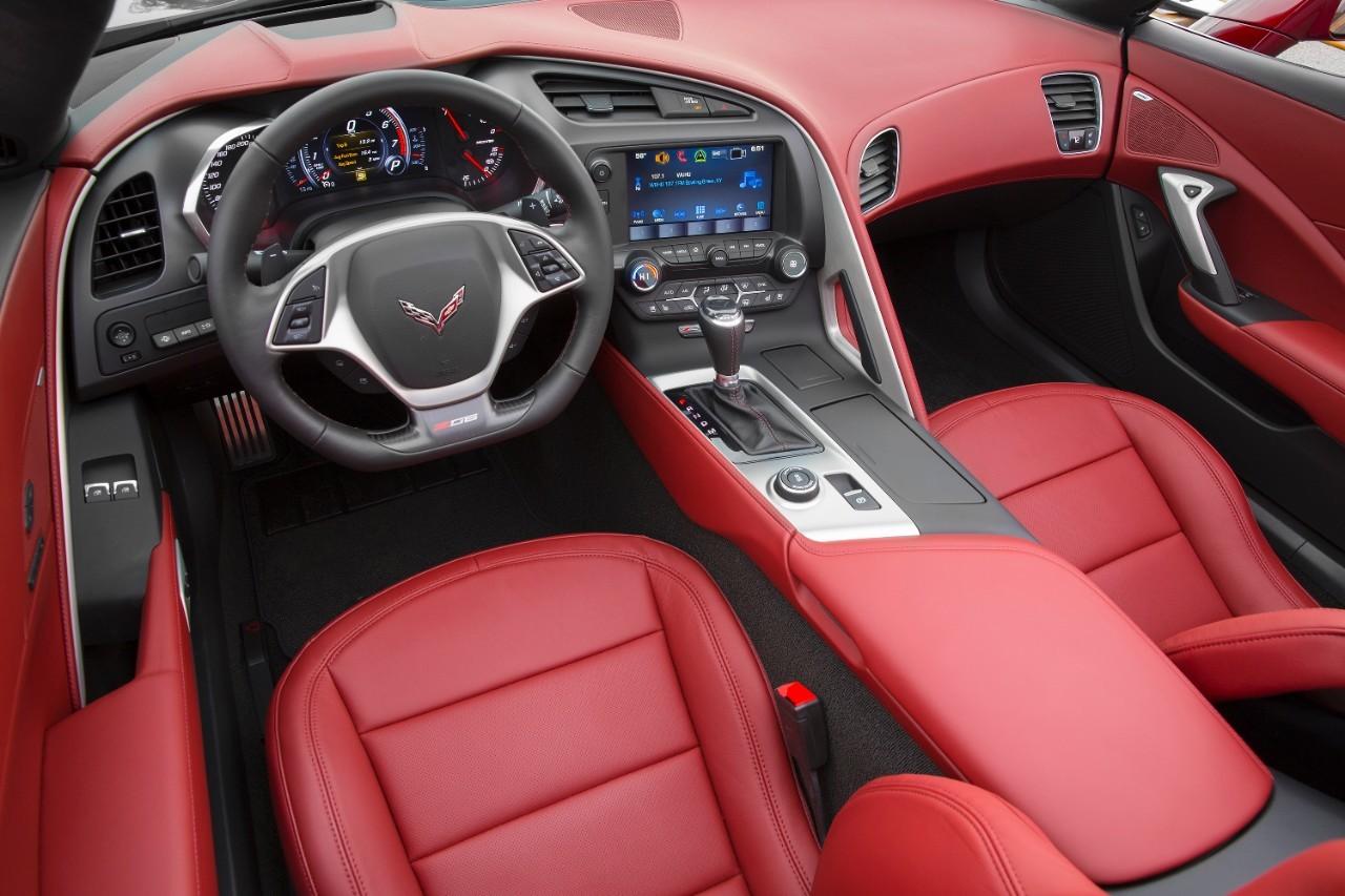 Chevrolet Corvette Z6