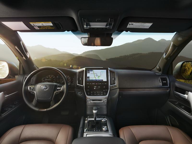 Land Cruiser 200 2016