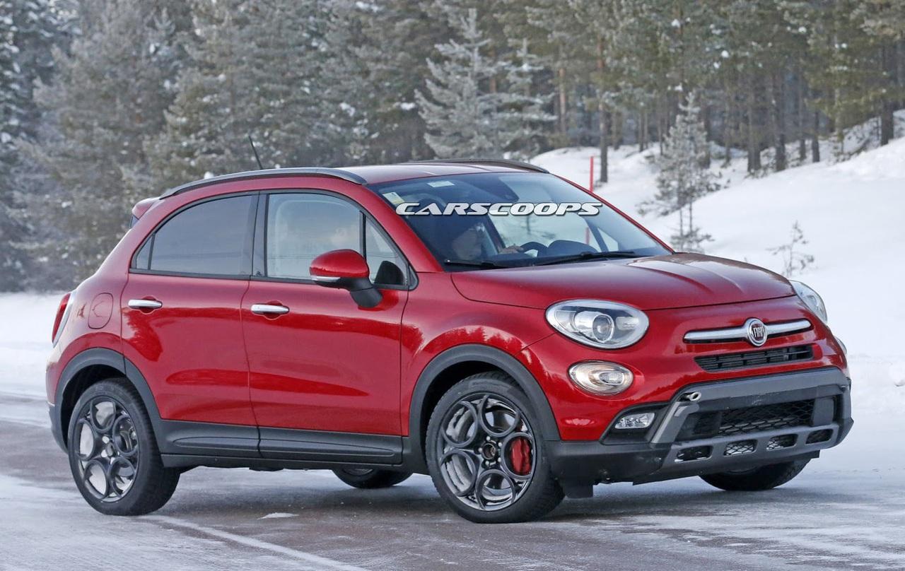 Fiat Abarth 500X