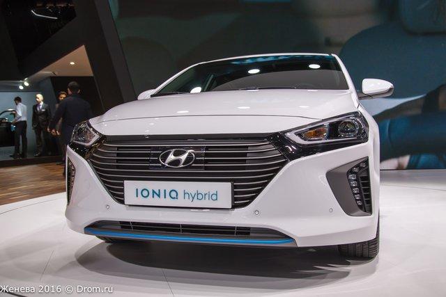 Ioniq Hybrid