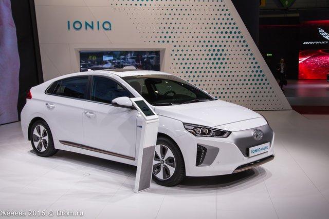 Ioniq Electric