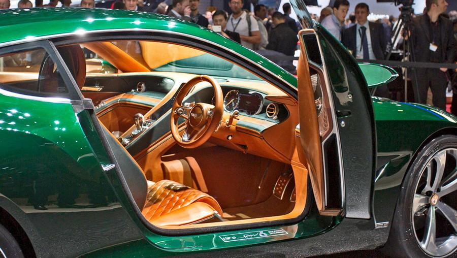 корнцепт Bentley EXP 10 Speed 6