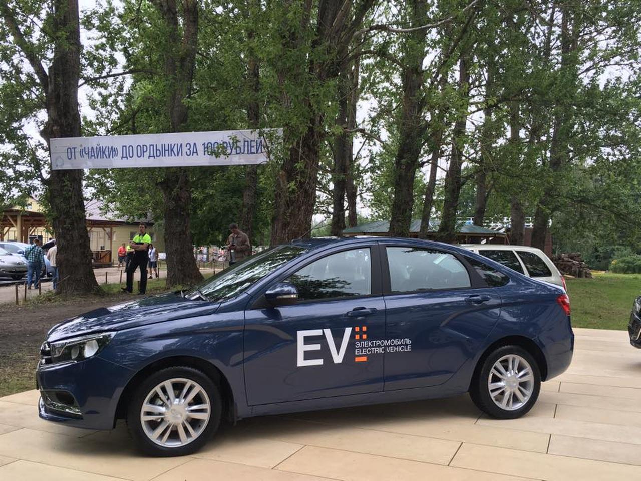 Lada Vesta EV