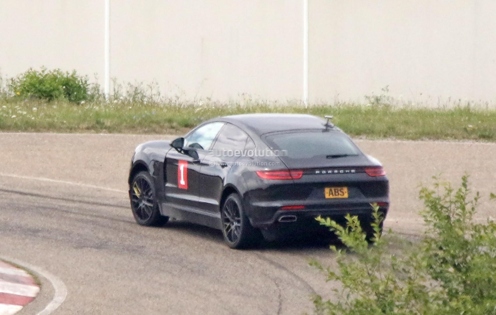 мул Porsche Cayenne Coupe