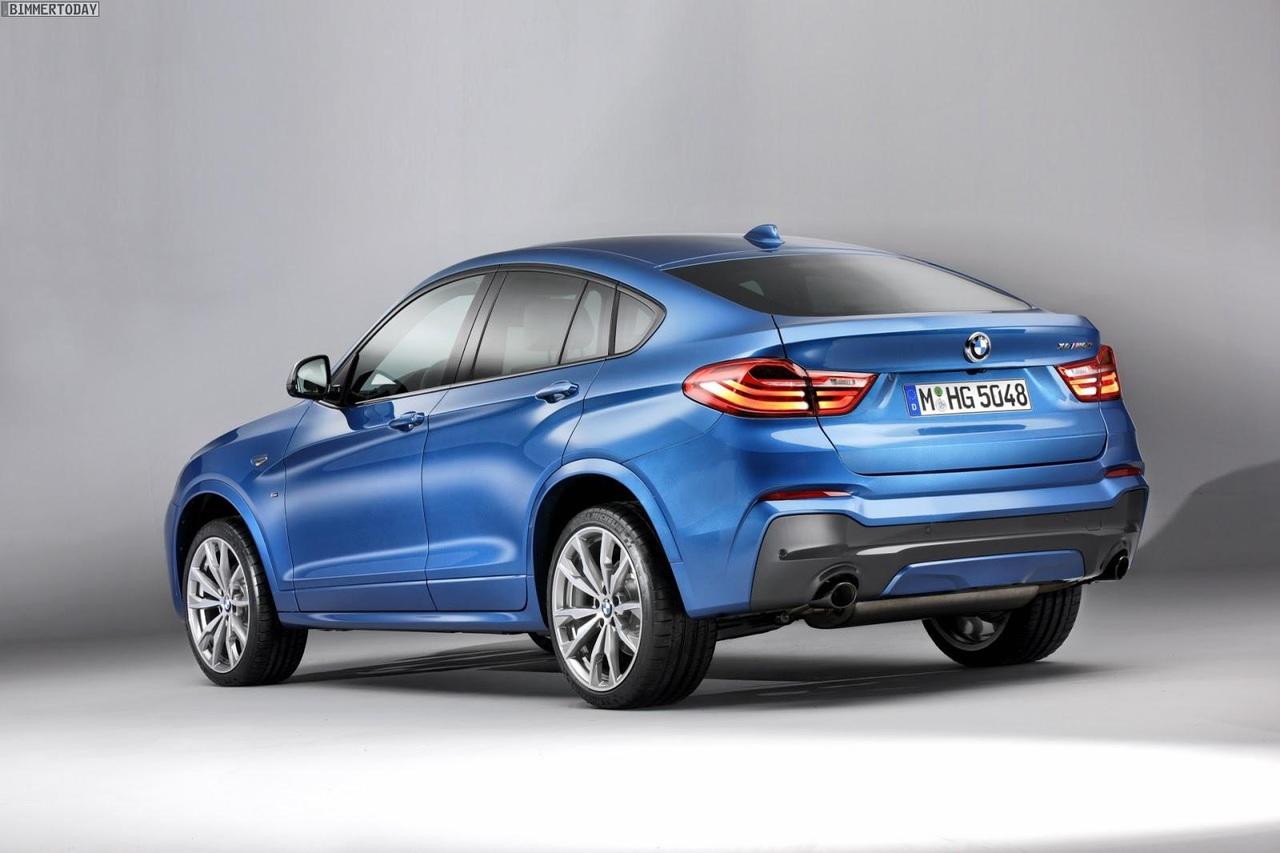 BMW X4 M40i12