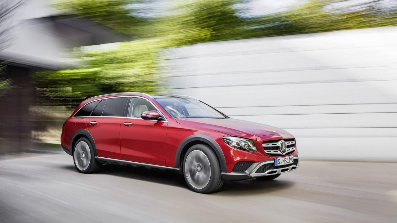 Mercedes-Benz E-Classe All Terrain