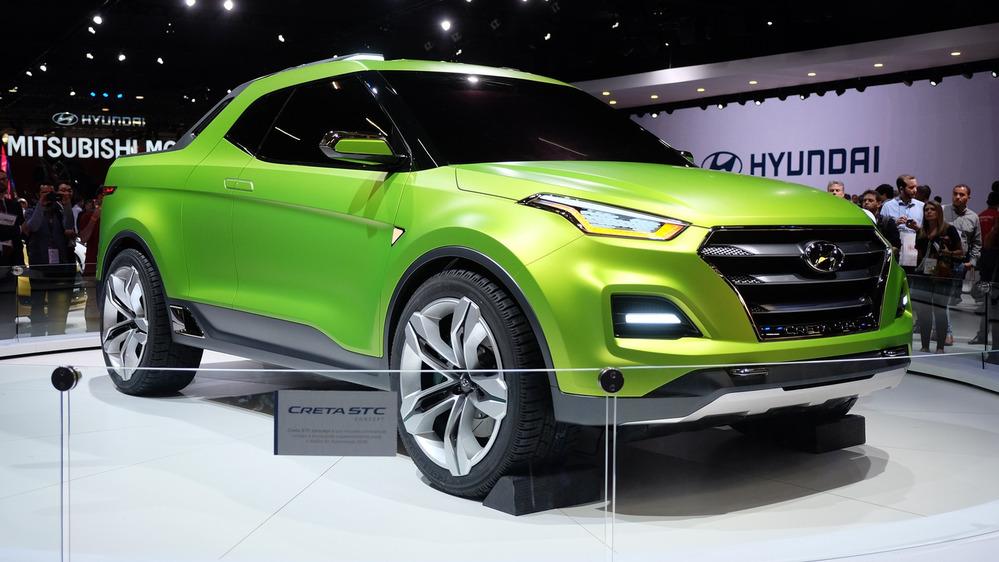Hyundai Creta STC