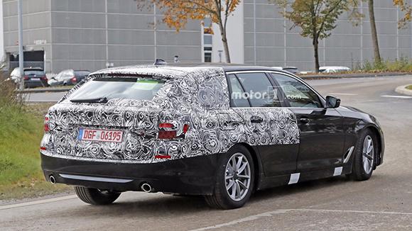 универсал BMW 5 серии