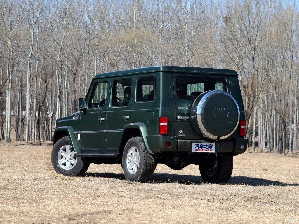 Beijing Auto BJ80