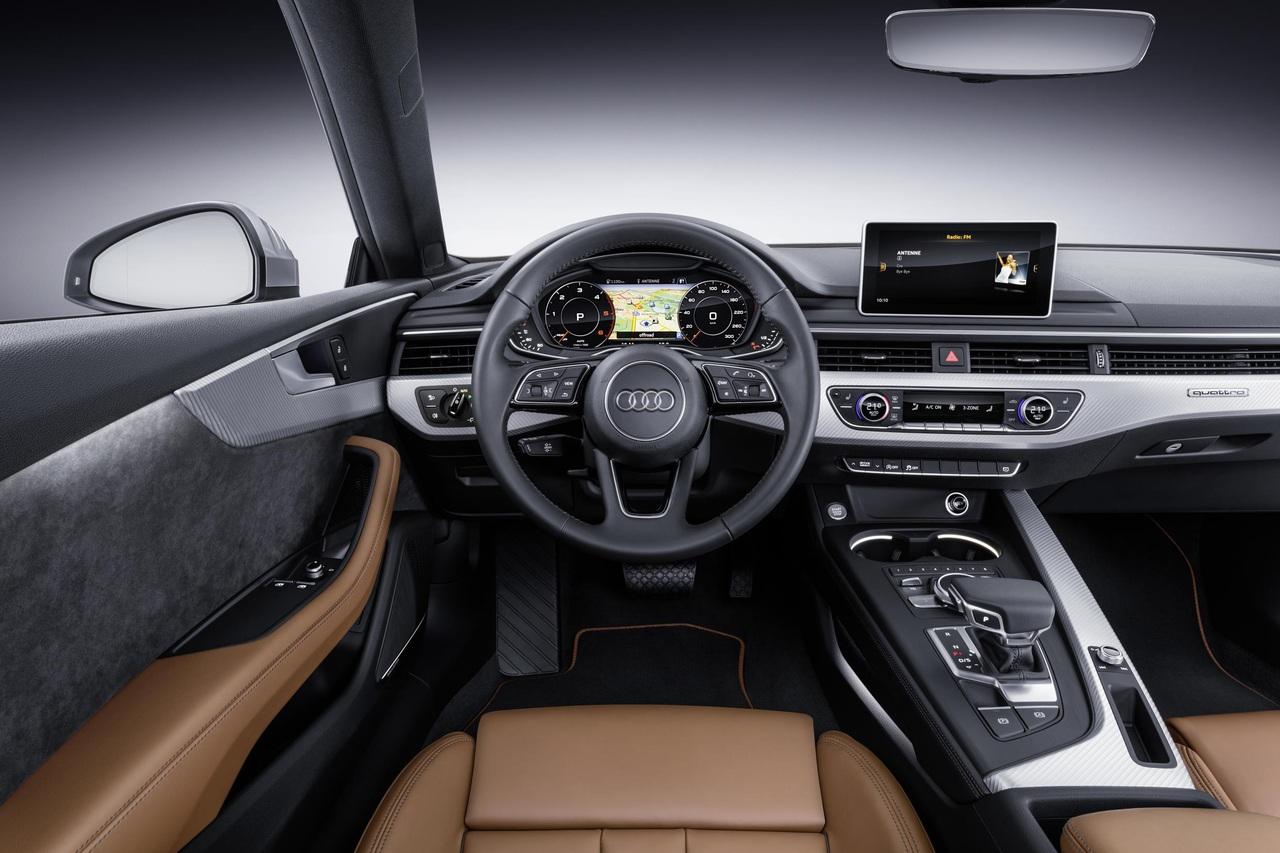 Audi А5 Сupe