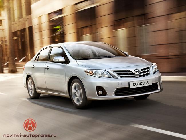История автокомпаний: Toyota