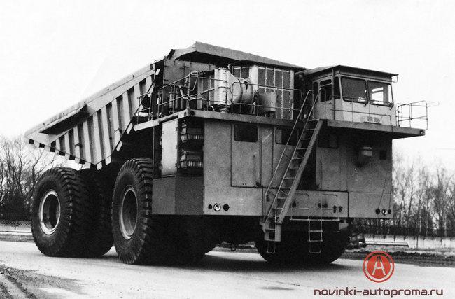 Пять самых больших машин СССР