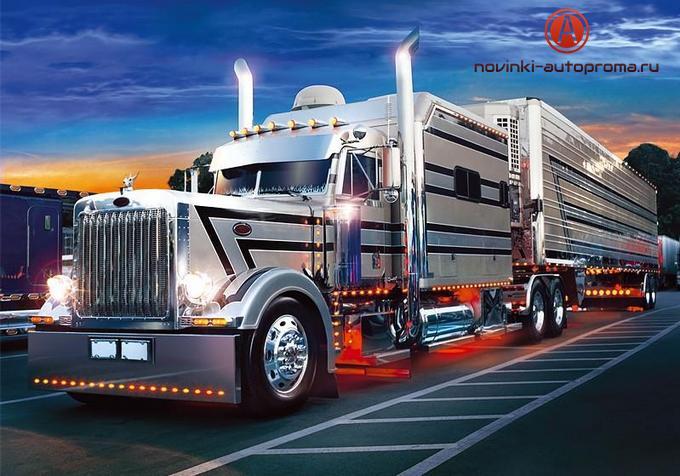 Самые «Дикие» концептуальные грузовики