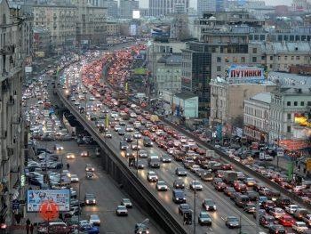 Въезд в центр Москвы не станет платным