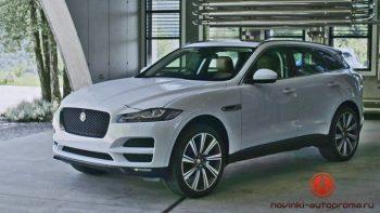 Тест-драйв кроссовера Jaguar F-Pace S