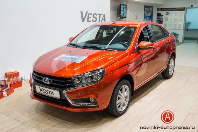 Автомобильный рынок России в сентябре 2017
