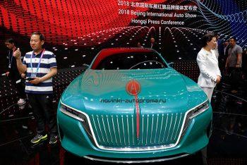 Премьеры Пекинского автосалона 2018
