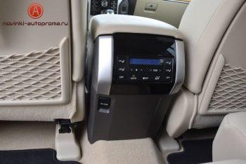 Тест-драйв Toyota Prado 2018