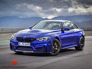 Новый спорткар от BMW в России